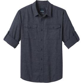 Prana Merger T-shirt à manches longues Homme, nautical